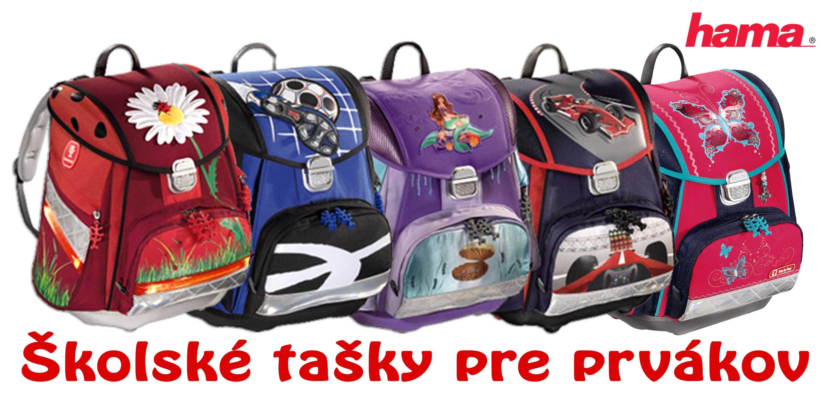 43227fec16 Školské tašky Hama - HamaEshop.sk