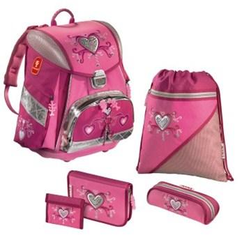 157b37ebbf Školské tašky pre prvákov Pink Romance e-shop predaj