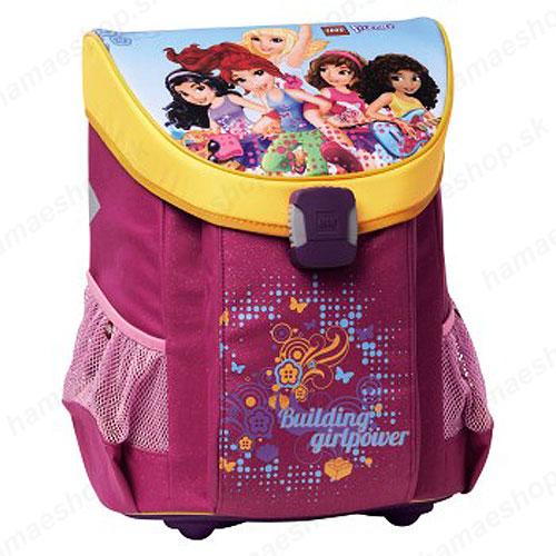 ce0cf8af7a Školská taška LEGO Easy Friends all Girls eshop predaj online
