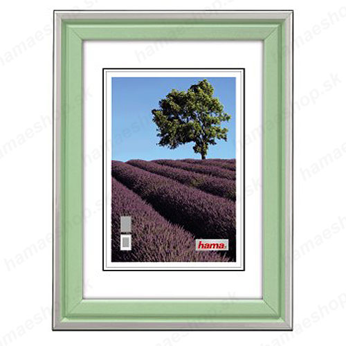 6686a8a4f Drevený rámik 30x40 cm Provence zelený online predaj eshop