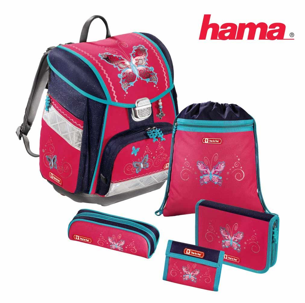 9097bc93ce Školská taška Butterfly Dancer Step by Step online eshop predaj