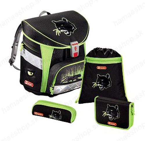 f8d8b47db0 Školská taška Step By Step Čierny panter eshop predaj online