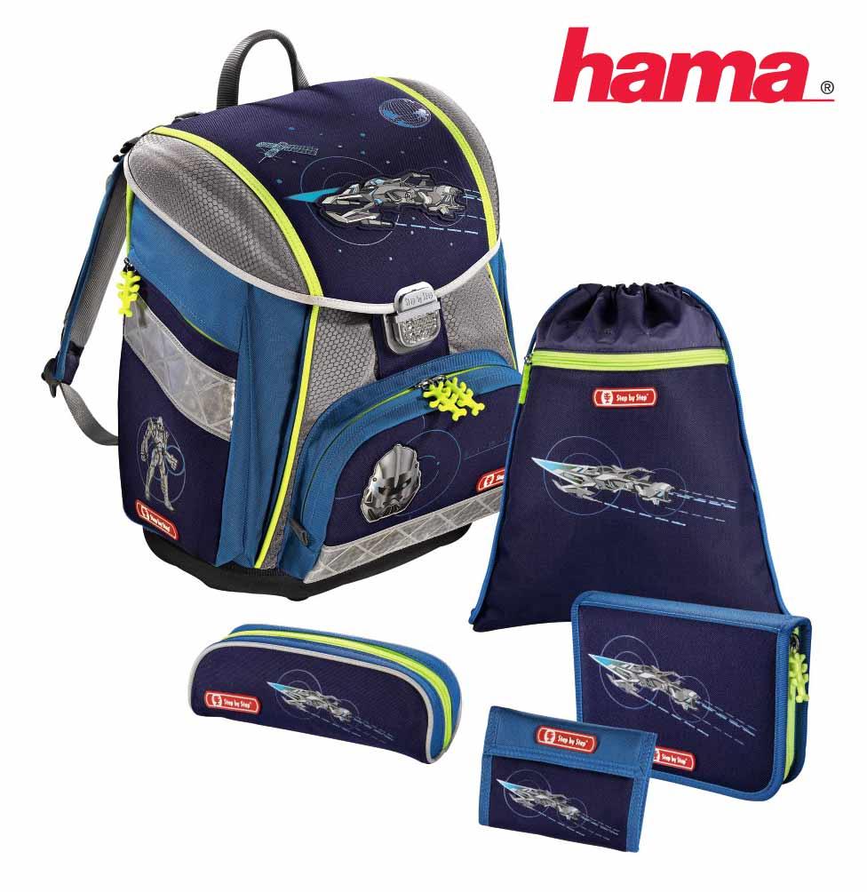 ef05274b81 Školská taška Step By Step Vesmírny pirát online eshop predaj