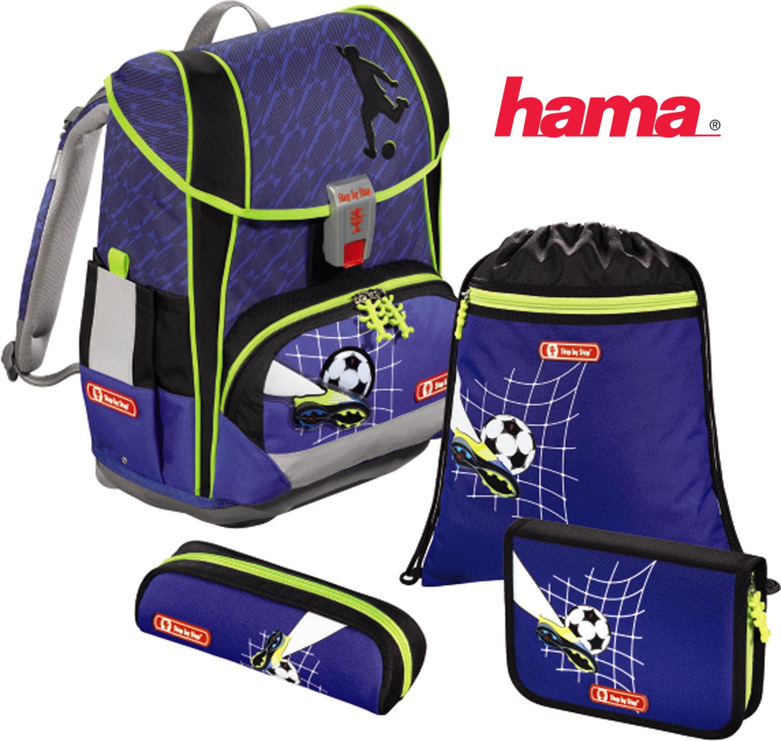 Školská taška Futbal Light 2 5-dielny set predaj f0a9eee8e7e