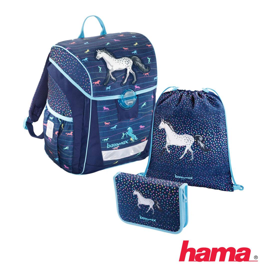 7ae26f2b87 Školská taška pre prváka Konik 3-dielny set predaj