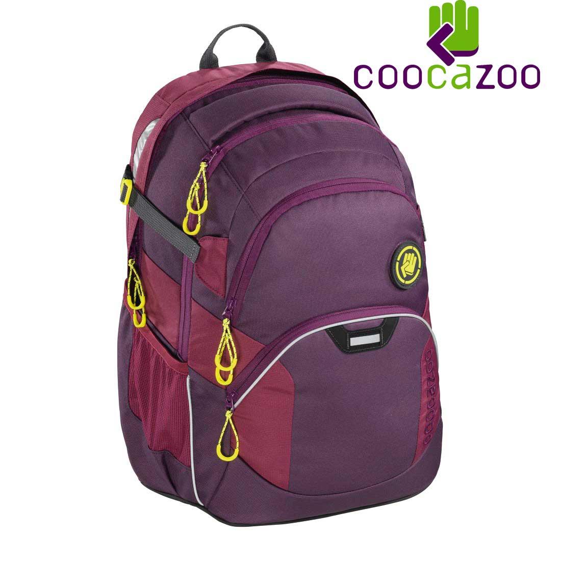 4e1d91db41 Školský ruksak Coocazoo. doprava zdarma. Školský batoh Coocazoo JobJobber2  Solid Berryman