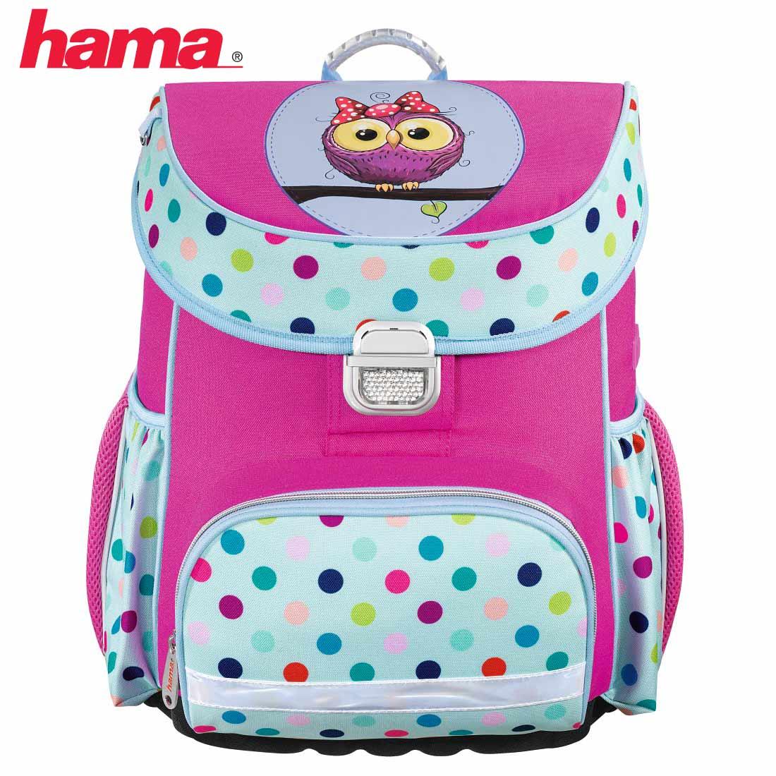 a60b8848f9 Školská taška Sova predaj Hamaeshop.sk