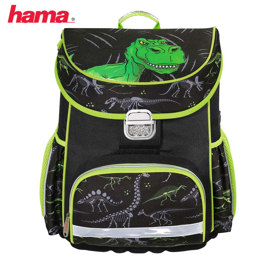 64bda88063 Školská taška HAMA Dino predaj Hamaeshop.sk