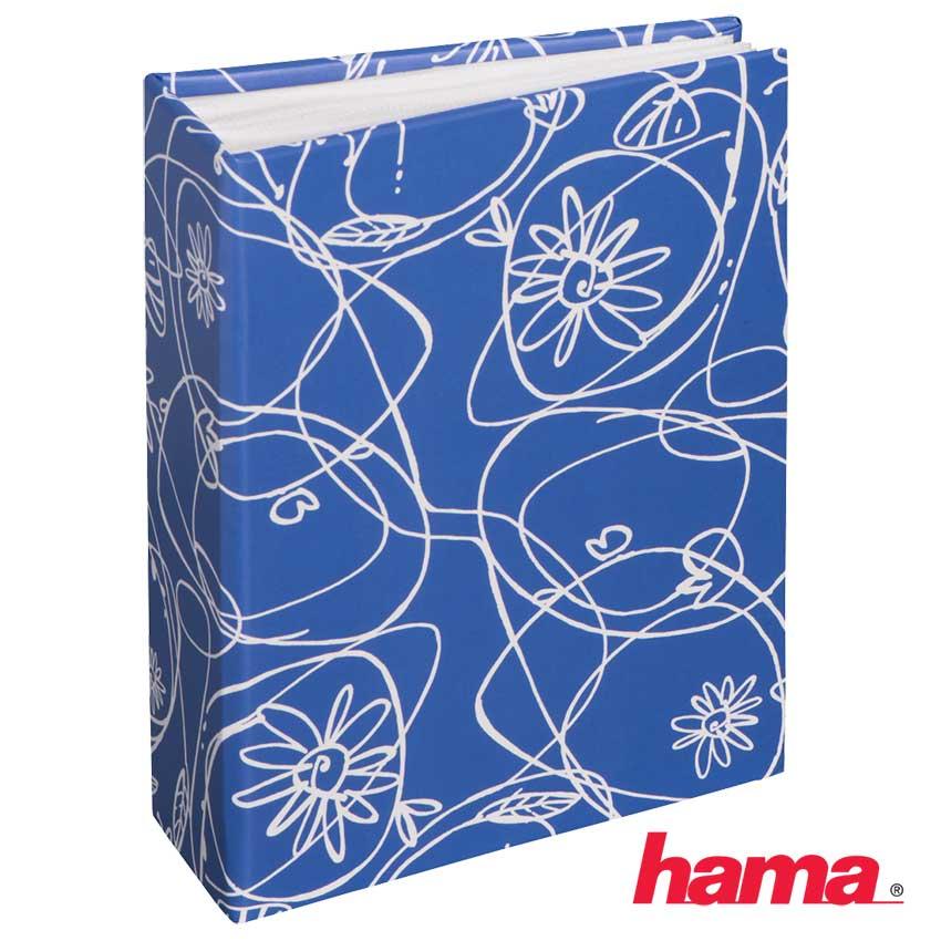 Fotoalbum 10x15 cm Decori II blue online predaj 1fe91ff1dad
