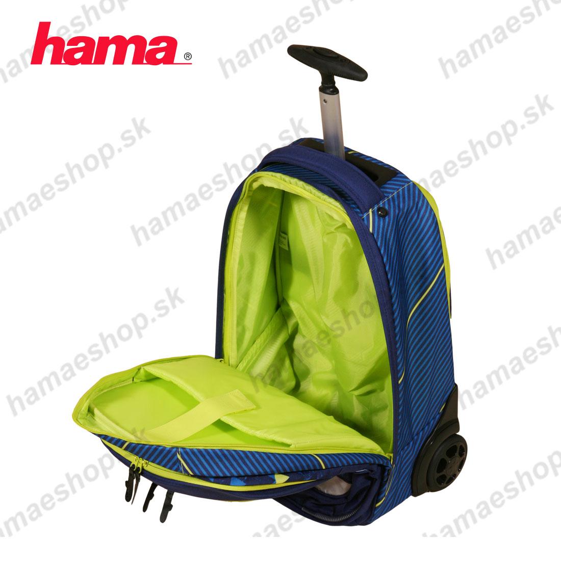 b4f4da5a8797f Školská taška na kolieskach Vesmírna loď predaj