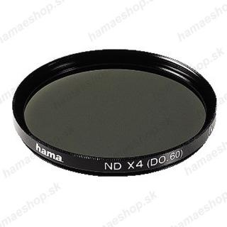 Šedý filter ND4 HTMC 62 mm
