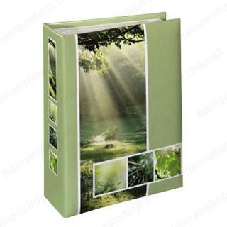 Fotolbum 10x15 100 forest green