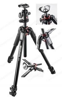 Stativ Manfrotto MK055XPRO3-BH SET