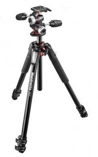 Stativ Manfrotto MK055XPRO3-3W SET